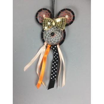 Attrape rêves Mickey orange