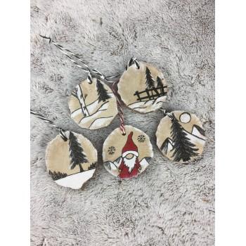 Gnome et paysages N°2