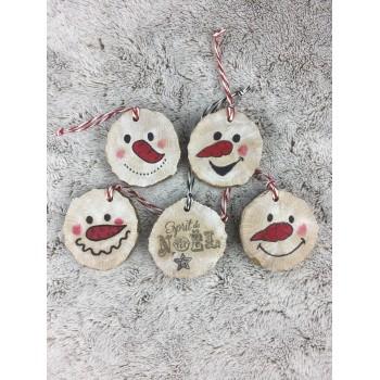 Bonhommes de neige N°1