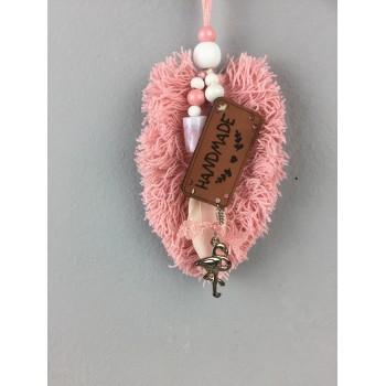 Bijou de sac rose