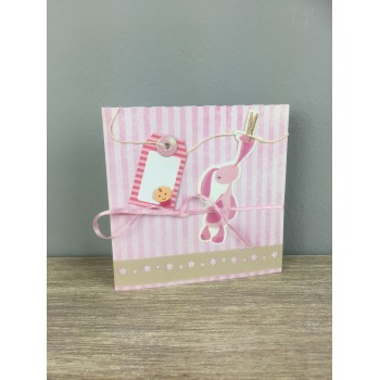 Carte naissance mini album