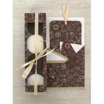 Carte cadeau chocolat
